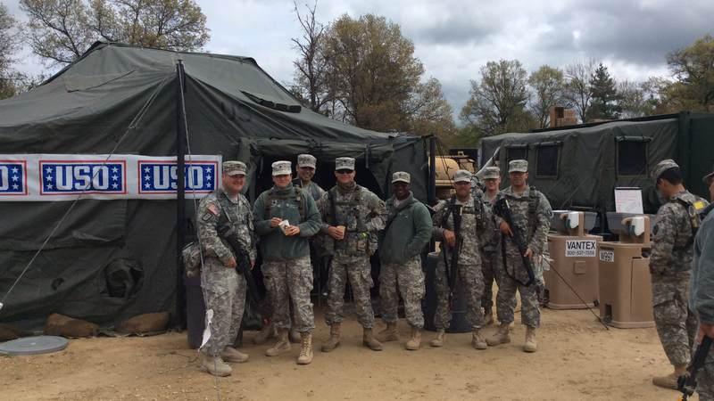 More than 14,000 service members visited the center on Fort McCoy during the 2015 training months and even more are expected this year.