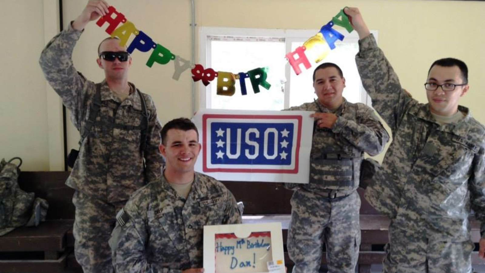 Uso Operation Birthday Cake