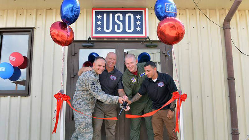 The USO center on Incirlik Air Base in Turkey held celebrated its grand opening Sept. 23.