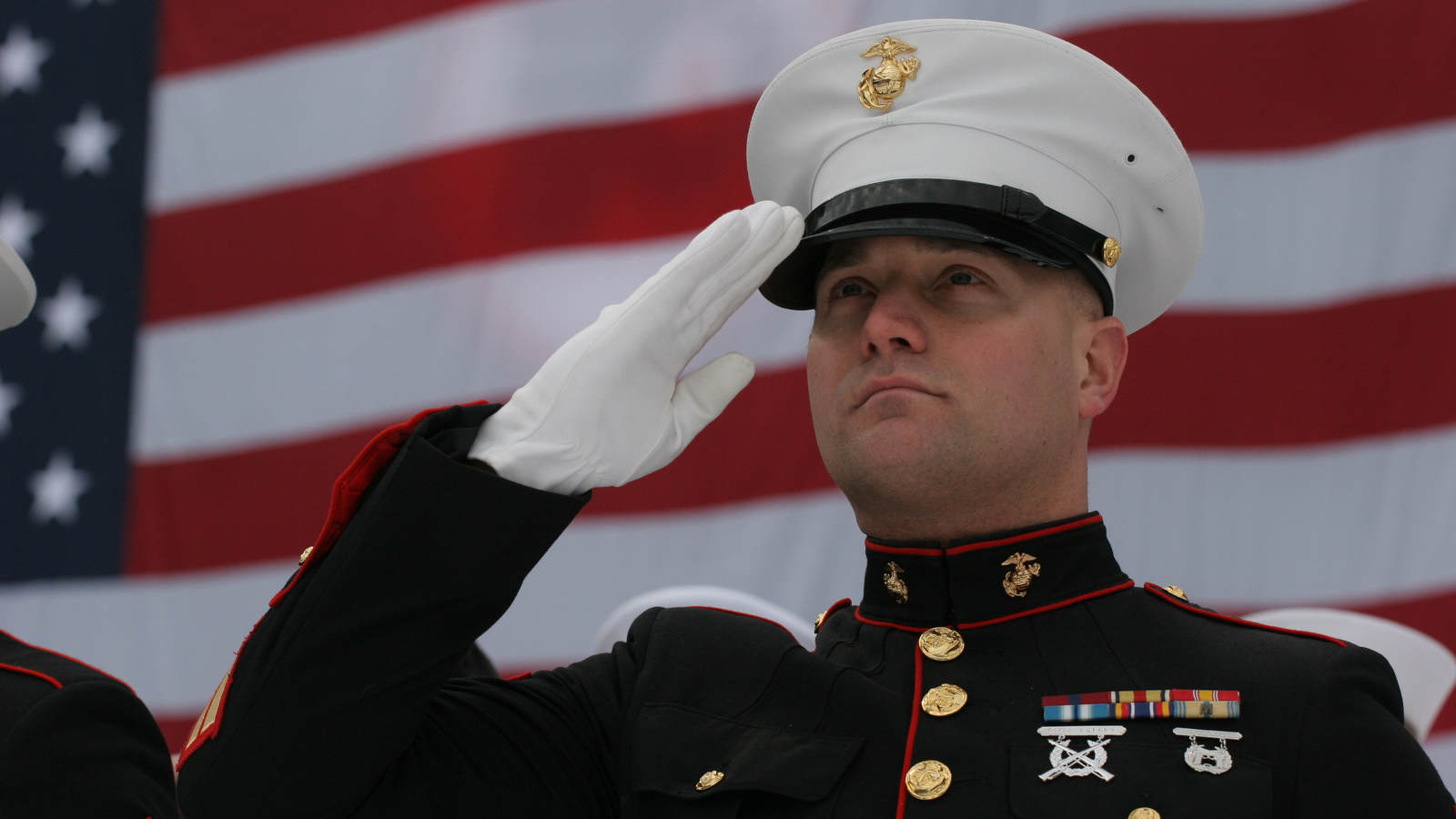 The Real Story Of The Marine Corps Blues United Service Organizations