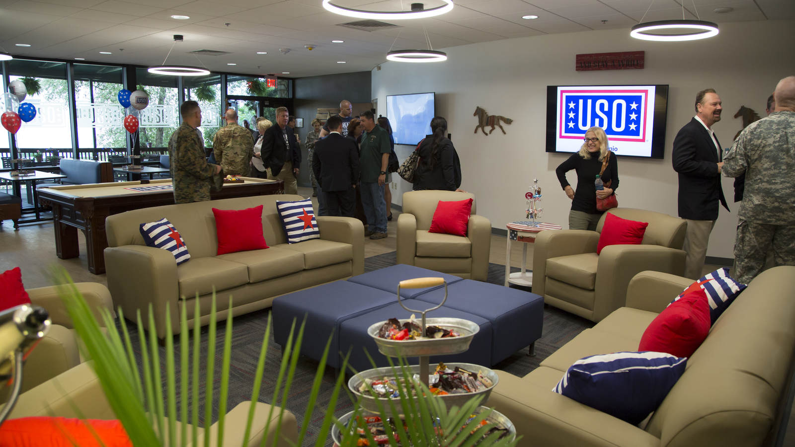 About Our Uso Centers 183 United Service Organizations