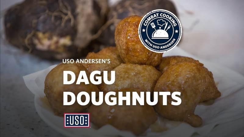 USO Guam: Dagu Doughnuts