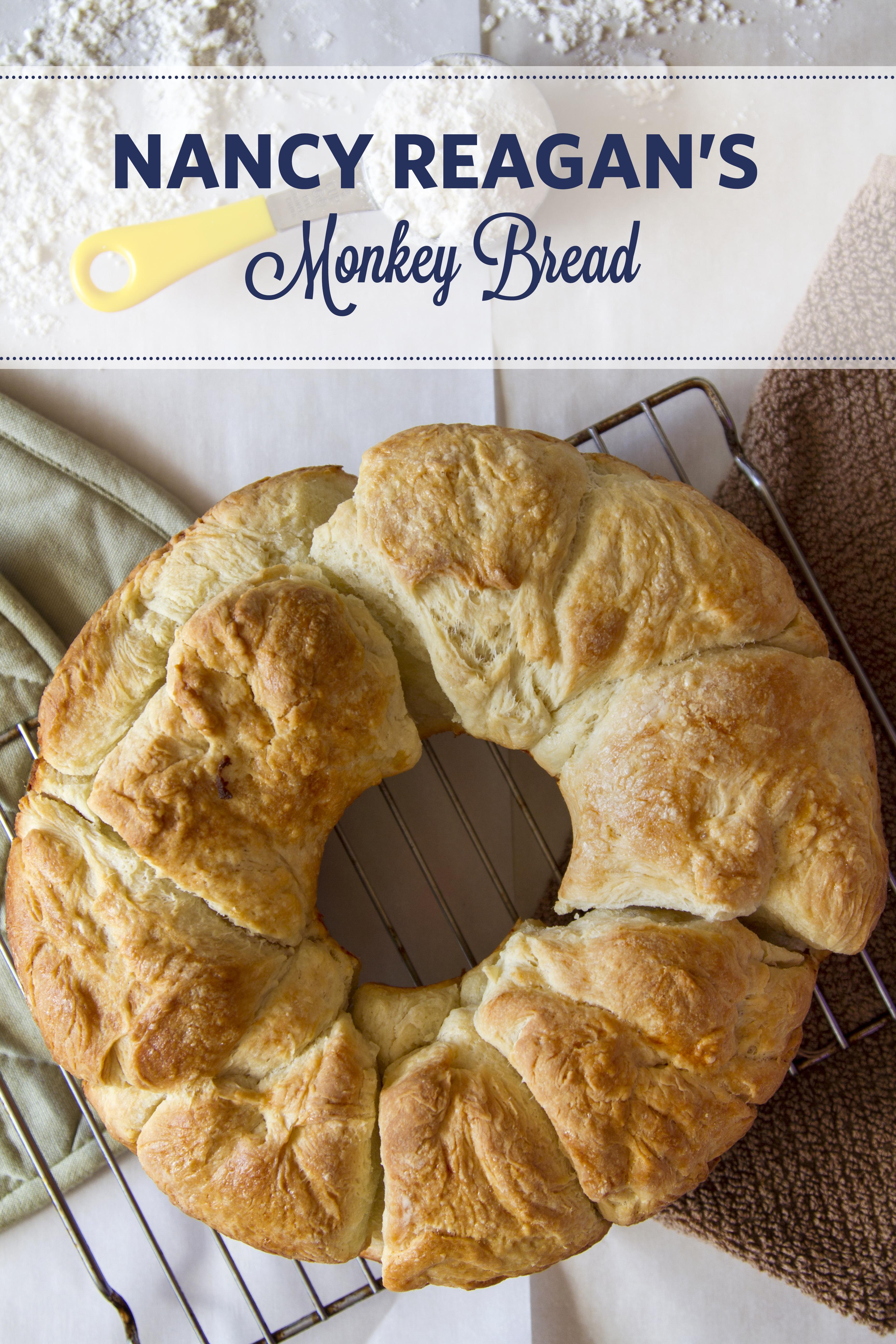 Nancy Reagan's Monkey Bread